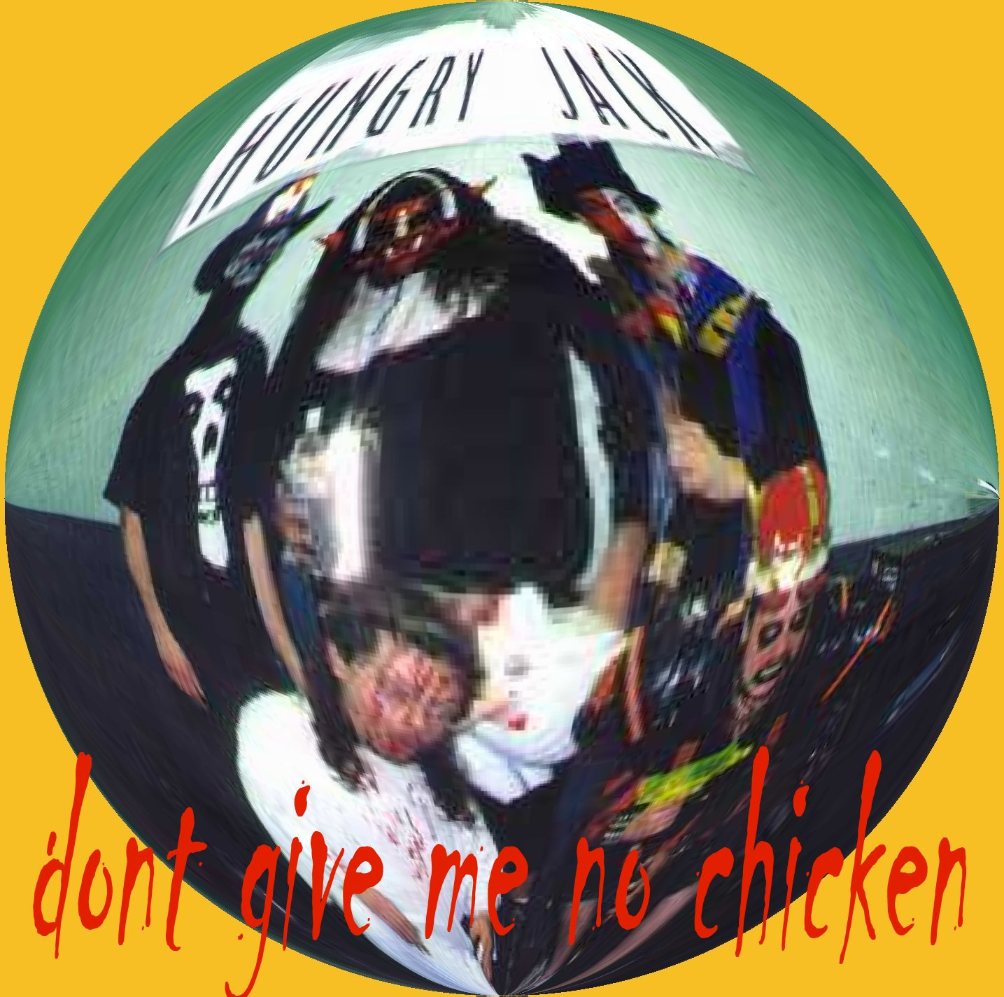 Street cheese records release / dont give me no chicken